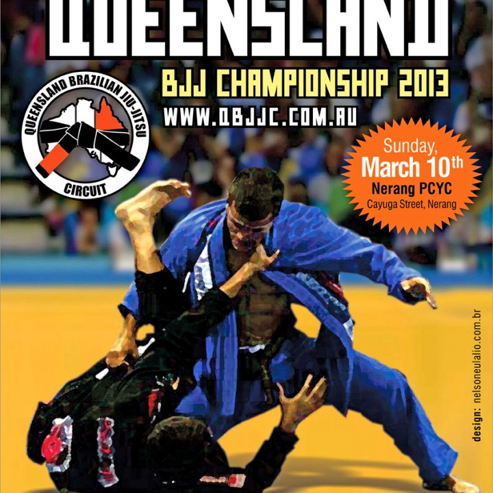 QBJJC South-East Queensland Championship 2013
