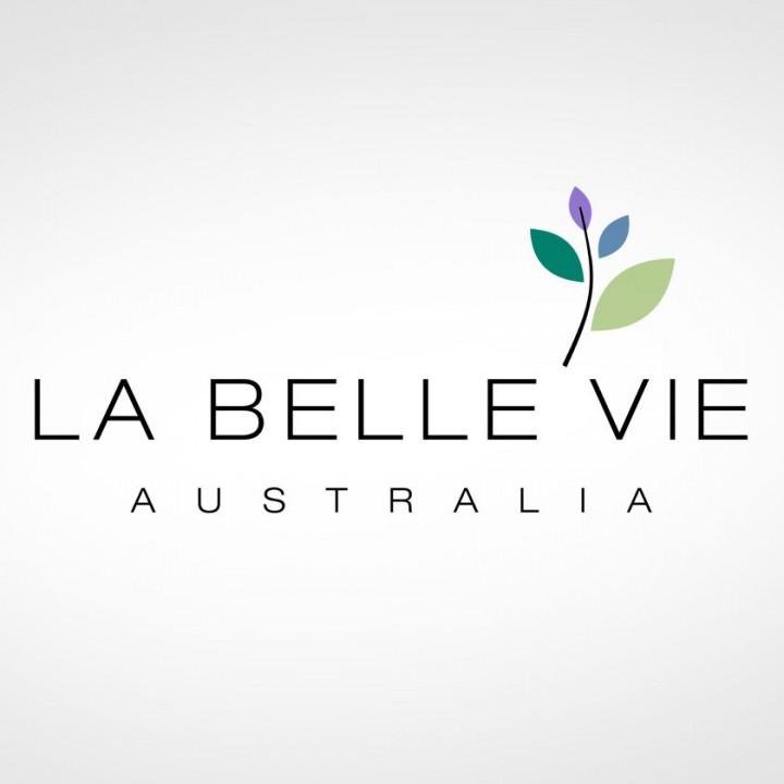 La Belle Vie Australia identity
