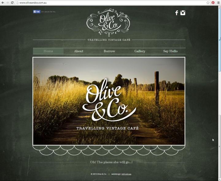 !olivewebsite